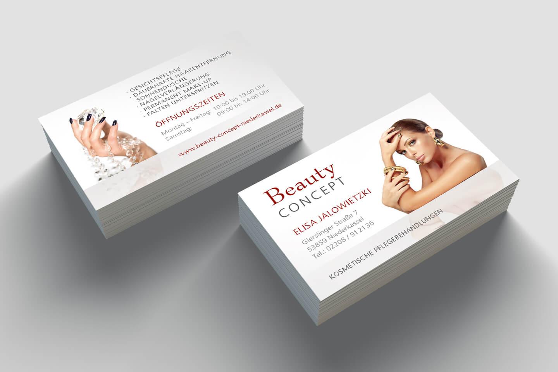 Beauty Concept Webdesign Contao Website