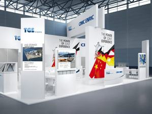 Messe mit TGE Gas Engineering Gastech 2017
