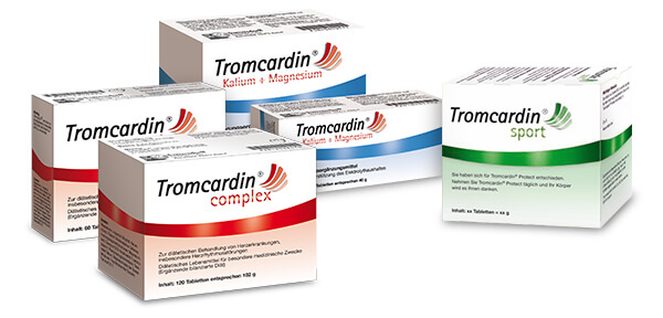 Tromcardin Packaging